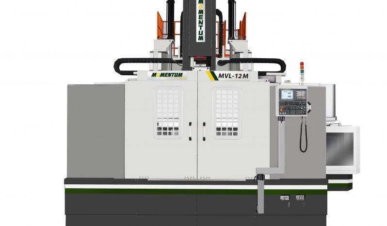 Momentum Vertical CNC Lathe MVL-12 Series full