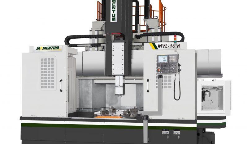 Momentum Vertical CNC Lathe MVL-16 Series full