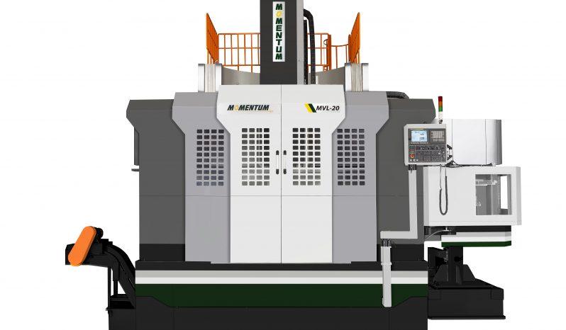 Momentum Vertical CNC Lathe MVL-20 Series full